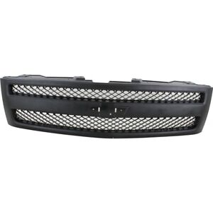 25810706 Gm1200578 Grille For Chevy Chevrolet Silverado 1500 Truck 2007 2013