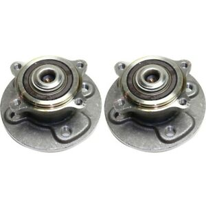 Wheel Hubs Set Of 2 Rear Left and right Lh Rh For Mini Cooper Countryman Pair