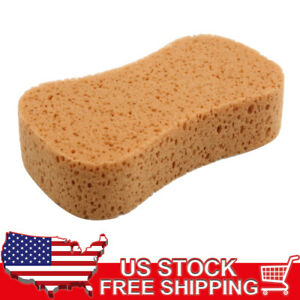 20 X 10 8 X 4 8cm Car Wash Absorbent Sponge Pad For Vehicle Cleaning Washing