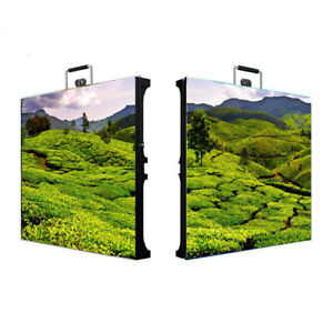 P3 91 Outdoor Led Display Panel Stage Screen Video Wall Advertising 1080p Rental