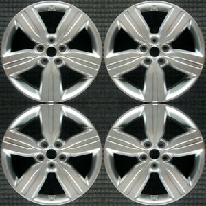 Set 2011 2012 2013 Kia Sorento Oem Factory 529101u185 Original Wheels Rims 74664