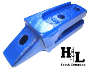7107324 Bobcat Style Double Strap Skid Steer Bucket Adapter By H l Tooth Company