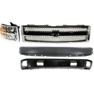 Auto Body Repair Kit Front For Chevy 15836962 22849840 22853028 20762570