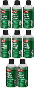 Crc Industries 03175 Battery Terminal Cleaner 8 Pack