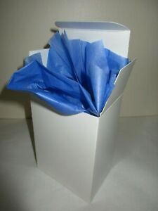 White Chipboard cardboard Gift Boxes Auto Bottom 6 X 4 1 2 X 3 1 8 12 Boxes