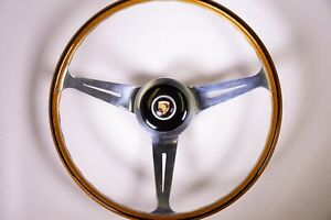 1965 Nardi Original Authentic 420mm Made To Fit Porsche 356 B C Outlaw 912 911