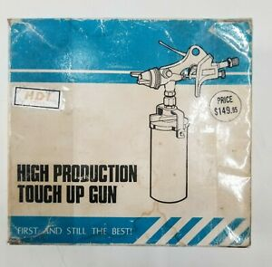 New Vtg Hdi Tools High Production Touch Up Gun Msrp 149 95