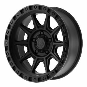 Atx Series 18x9 Ax202 Wheel Cast Iron Black 6x135 Pcd 0mm Offset 5 00 bs