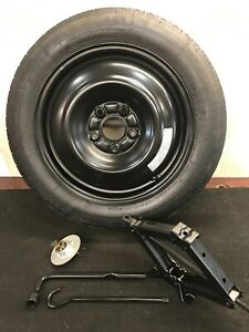 99 08 03 Acura Tl 3 2l Spare Tire Wheel T135 80r16 W Jack Kit And Hold Down