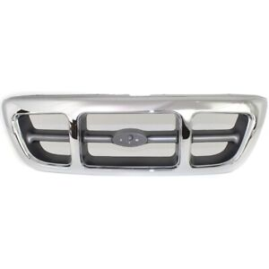 Grille Fo1200341 F87z8200kaa For Ford Ranger 1998 2000