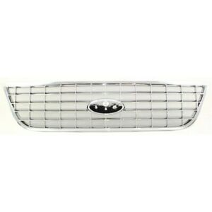Grille Fo1200402 For Ford Explorer 2002 2005