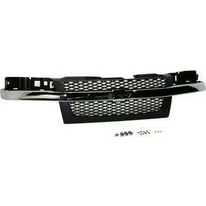 Grille For Chevy Chevrolet Colorado 2004 2012