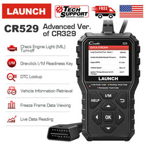 New Launch Cr529 Obd2 Can Obdii Auto Car Code Reader Diagnostic Scanner Tool