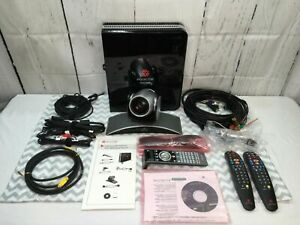 Polycom Hdx8000 Hd Video Conferencing Kit With Mptz 9 Camera L k Vsx7000