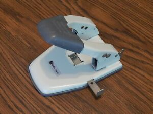 Acco Model 50 2 hole Punch Adjustable Paper Punch