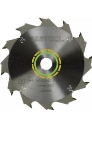 Festool 496305 Standard Ripping Blade For Ts 55 Plunge Cut Saw 12 Tooth