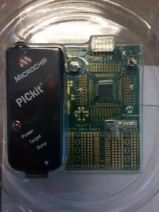 Microchip Pickit 2 Usb Debug Express Development Programmer Used No Cable