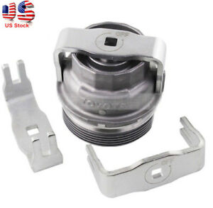 Special Oil Filter Wrench Removal Cap Socket Tool For Toyota Tundra