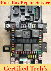 2003 2006 Ford Expedition Lincoln Navigator Fuse Box Repair Service