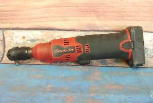 Snap On Ctr714a Cordless 1 4 Drive Lithium Ion Ratchet Tool W Ctb8172 Battery