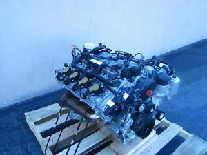 2010 2011 Mercedes E550 Sedan Type W212 Rwd 5 5l Engine Assembly 60k 89t
