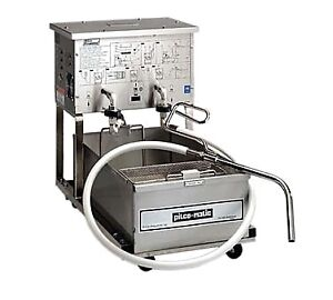 Pitco P18 Mobile Fryer Filter