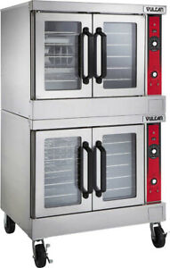 Vulcan Vc44ed Electric Convection Oven