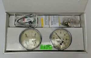 Auto Meter 5 Electric Speedometer 1803 Interior Gauge