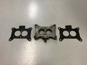 Mustang Carburator Spacer Ford 289 Engine C4ae 9a589 D