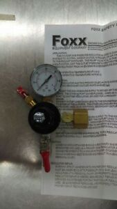 Cornelius Primary Co2 Regulator 2000 Psi New