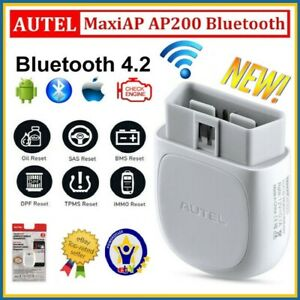 Obd2 Elm327 Bluetooth Car Scanner Android Ios Auto Diagnostic Scan Tool Eobd Can