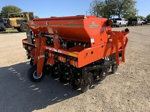 2018 Great Plains Drill 3p806nt Grain Drill With Small Seed Box Trailing Wheels