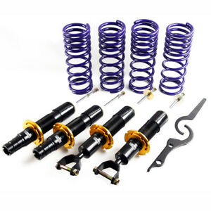 Suspension Coilovers Lowering Shock Adjustable Kit For 96 00 Honda Civic Ek