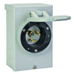 New Reliance Pb50 Power Inlet Box