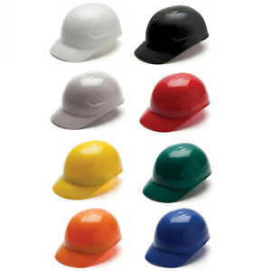 Ridgeline Safety Bump Cap With 4 Point Glide Lock Suspension Lightweight 1 each