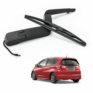Rear Wiper Arm With Blade Set For Gmc For Acadia For Saturn Outlook 2007 2012