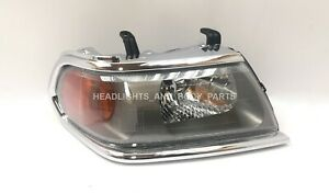 Right Front Headlight Lamp For Mitsubishi Pajero montero Sport 2001 2007