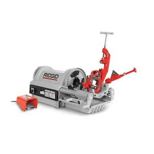 Ridgid 26092 Model 1224 Pipe Threading Machine 1 4 4 Capacity