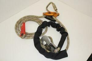 Petzl Grillon Positioning Lanyard Climbing Safety Hardware