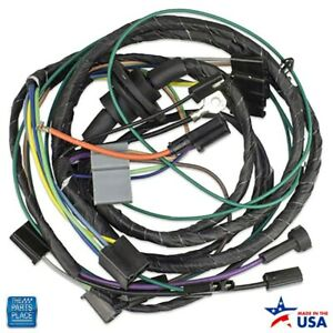1975 1976 Camaro Air Conditioning Harness Compressor Extension V8 From 6 6 75 Ea