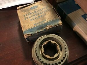 Nos Ford 1939 Ford 39 52 Pickup Transmission Synchronizer 81a 7124