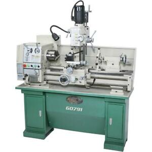 Grizzly G0791 12 X 36 Combination Gunsmithing Lathe mill