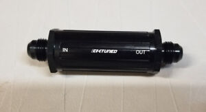 Sale K Tuned Inline Universal Fuel Filter 6an E 85 Compatible Ktd Ff 06