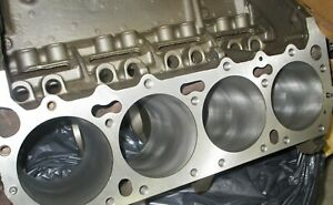 440 Engine Block Rebuilt Torqueflight Transmission