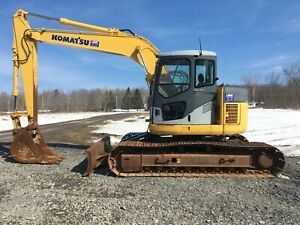 1996 Cat 311 Hydraulic Excavator With Hydraulic Thumb