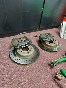 Brembo Gt 4 Piston Brakes For Bmw E36 Chassis