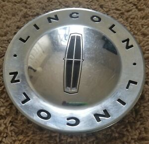 2003 2006 Lincoln Ls Chrome Wheel Center Cap Hub Cap Hubcap Oem 3w431a096bb