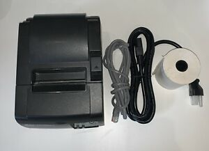 Star Micronics Tsp100 Future Print Thermal Receipt Printer 143lan 100 10 Base
