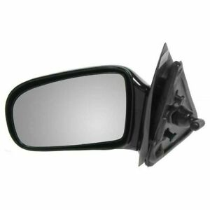 Fit For 1995 2005 Chevy Cavalier Coupe Mirror Manual Remote Left Driver