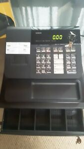 Casio Pcr 272 Electronic Cash Registerexcellent Used Condition With Box